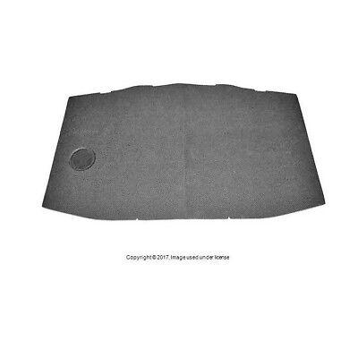 Mercedes W116 450SE 450SEL 280S 280SE 300SD Febi Hood Insulation Pad