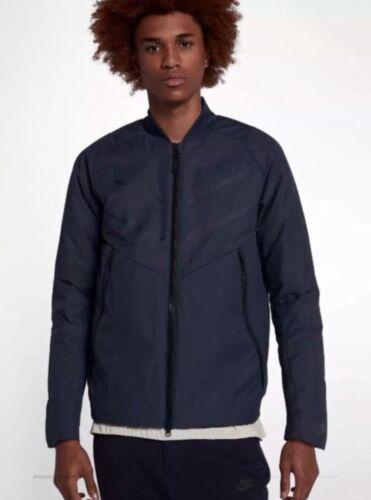 Veste Bleu Moyen Bomber 451 Aeroloft Coat homme Nike pour 863726 WH2I9ED