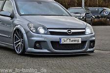 Spoilerschwert Frontspoilerlippe Cuplippe ABS Opel Astra H OPC-Line 2 mit ABE