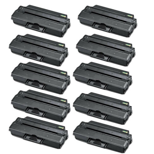 10 pk ML2955 Toner Cartridge for Samsung ML-2955 DW ND SCX-4729 FD Printer