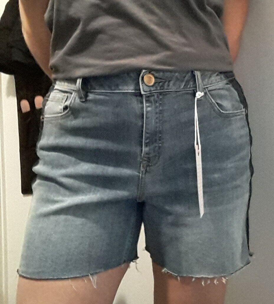 Lane Bryant Plus Size Jean Shorts Size 18