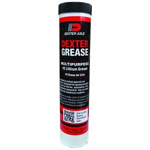 Dexter 14oz carton of Lithium Multipurpose Bearing Grease