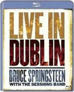 Bruce-Springsteen-034-live-a-Dublino-034-BLU-RAY-Merce-Nuova
