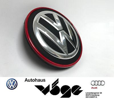 1 Pièce Orig VW les Enjoliveurs De Rechange Aluminium emblème logo Ø 90 mm Bleu Beetle NEUF