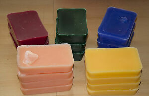 Scrap-Candle-Wax-800g-Various-Colours
