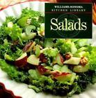 Williams-Sonoma Kitchen Library: Salads by Emanuela S. Prinetti (1999, Hardcover)