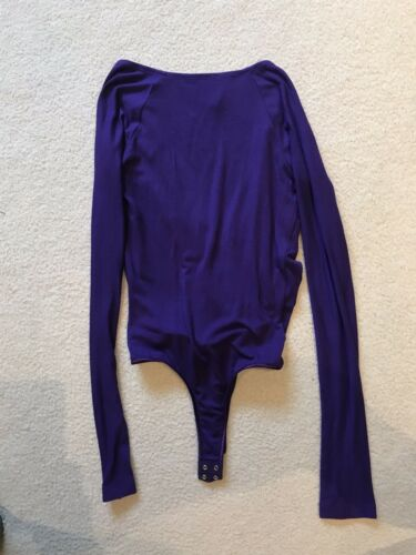 S Purple Sleeve Body Size Long Viscose Colour Karan Donna cyvzOWZR8t
