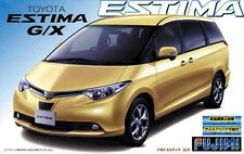 """1/24 Fujimi Toyota Estima """"G"""" and """" X"""" version   Plastic Model kit NIB"""