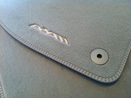 Opel ADAM Satz Velour Fussmatten Medium Cocoa CHIC beige 1723131 extreme GLAM