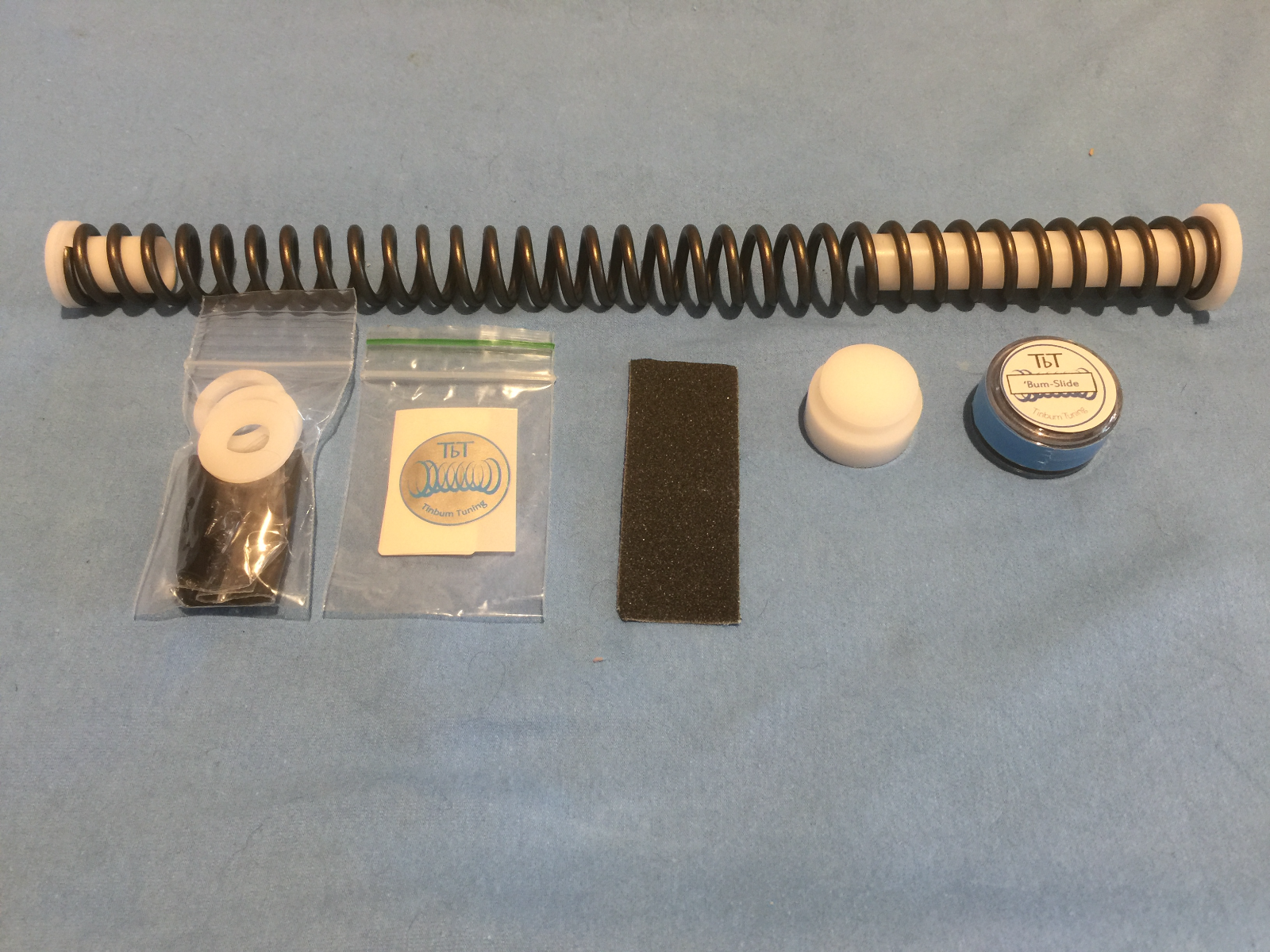 TbT Guide Sets and Spring Kits to fit Weihrauch HW77 HW77K HW97 HW97K