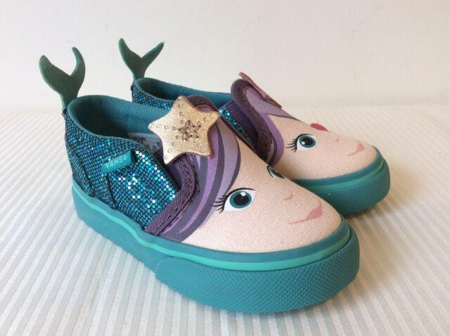 803084c7f1 Frequently bought together. Vans Slip-On Asher V Mermaid Blossom Latigo  VN0A38E2Q5V NWB Girls Toddler ...
