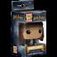 Harry Potter Pocket Pop Funko Hermione Granger Figure Keychain Portachiavi