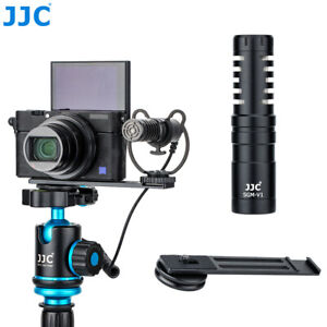 Gadget Place Bracket with Two Shoes for Microphone /& Video Light for Sony Cyber-shot DSC-RX10 RX1R RX1 RX100 RX100 II