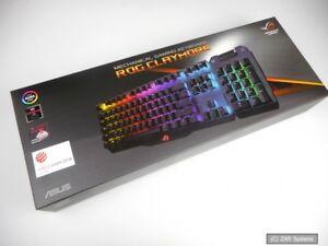 Asus-ROG-Claymore-90MP00E0-B0DA00-mechanische-Gaming-Tastatur-QWERTZ-NEU