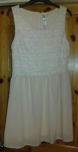 Image is loading new blue vanilla blush skater dress size jpg 155x300 Vanilla  skater dress 9757ab4f1