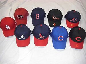 5796e9cc50ee07 OUTDOOR CAP MLB-275/300 YOUTH & ADULT MAJOR LEAGUE COTTON TWILL ...
