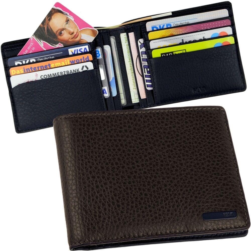NAVA Milano Italy, porte-monnaie sans portefeuille münzfach, Crédit-grise, porte-monnaie, portefeuille sans e06d18