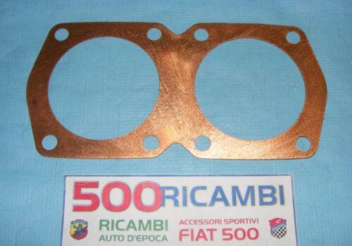 FIAT 500 F//L//R 126 GUARNIZIONE IN RAME TESTA CILINDRI PISTONI Ø77 MOTORE 650cc