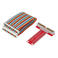 T-shaped Breakout Expansion Board + Gpio Cable For Raspberry Pi B+ Pi 2 Zd