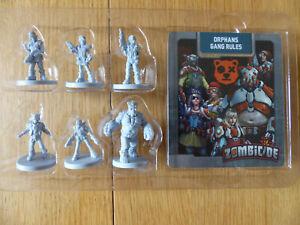 Zombicide Invader Plague Gang Survivors Pack Kickstarter Exclusive Bonus Add-On