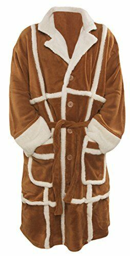 Machine Washable Only Fools and Horses Del Boy Dressing Gown | eBay