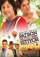 Patron Mutlu Son Istiyor (DVD, Region Free) Usually ships within 12 hours!!!