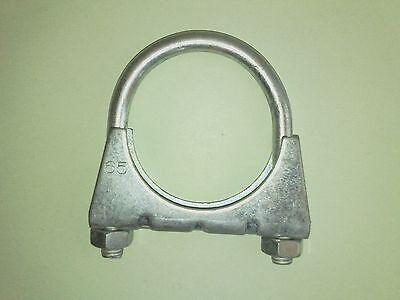 Auspuffschelle Bügelschelle Rohrschelle Auspuff Rohr M10 x 65 mm  S25065a