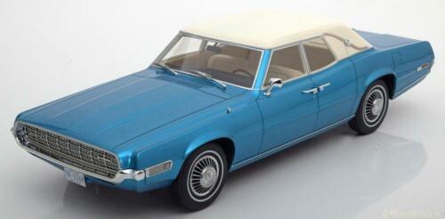1:18 BoS Ford Thunderbird Landaulet bluemetallic//white