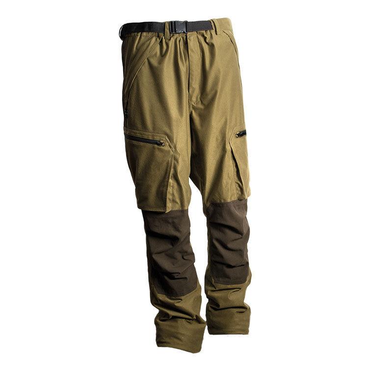 Ridgeline Pintail Explorer Hosen Wasserdicht Winddicht Atembar - Teak