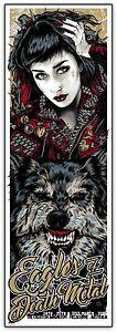 Eagles-of-Death-Metal-Melbourne-2016-Silkscreen-Concert-Poster-Art-Rhys-Cooper