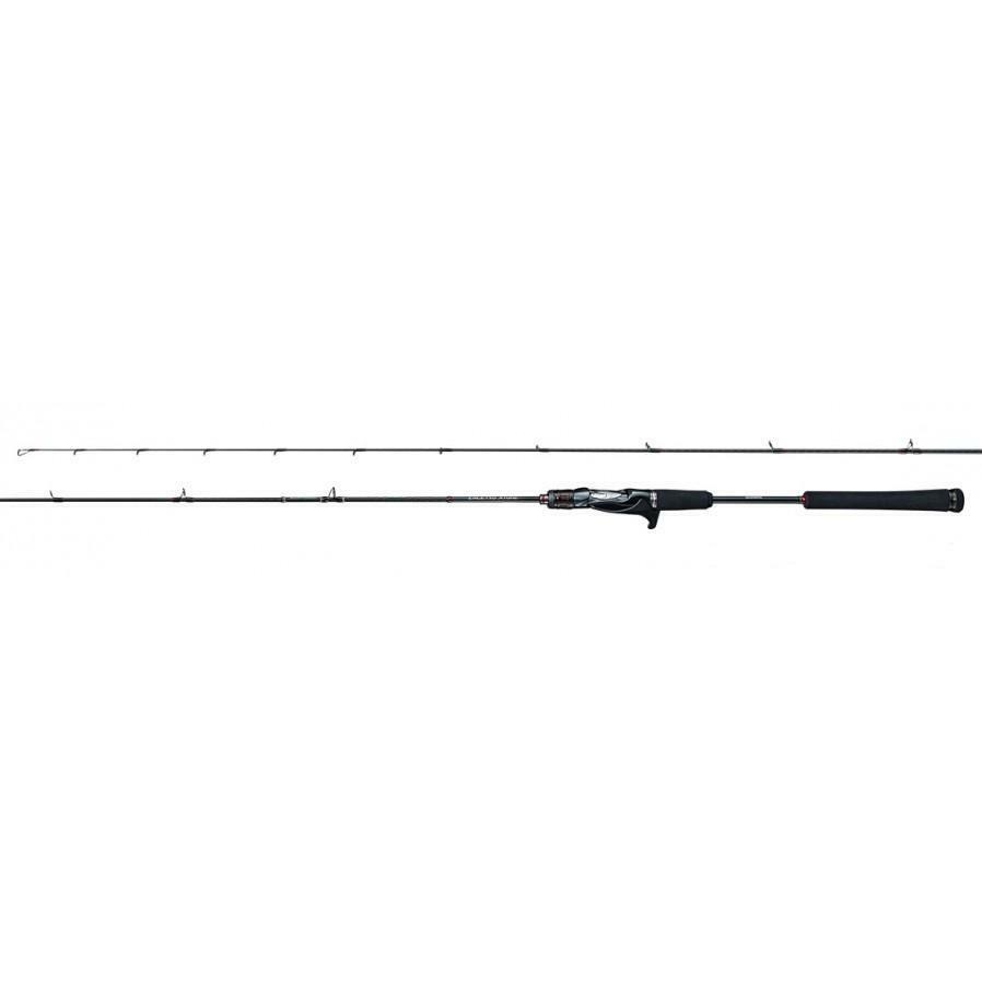 Shimano engetsu Xtune B610MH-S derecha Baitcasting Rod