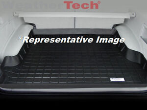 Weathertech Cargo Liner Trunk Mat Chevy Blazer S 10 2