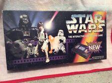 VINTAGE STAR WARS il video interattivo BOARD GAME PARKER 1995 VHS NUOVA SIGILLATA