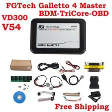 FG Tech Galletto 4-Master V54 VD300 BDM-TriCore-OBD Chip Tunning Tool
