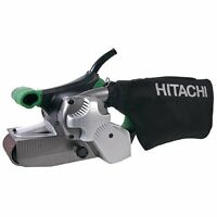 Factory-reconditioned: Hitachi Sb8v2 3-inch-by-21-inch Variable Speed Belt Sande on sale