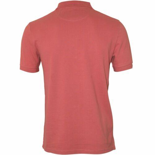 Lyle /& Scott en Piqué Classique Homme Polo Shirt Rose Ombre