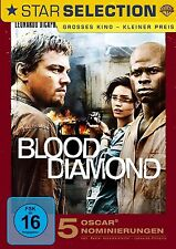 Blood Diamond - Leonardo DiCaprio - DVD - OVP - NEU