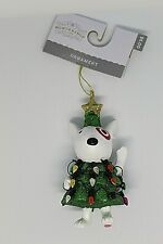 2020 TARGET Bullseye's Playground Christmas Ornaments Baking Set of 5 NWT