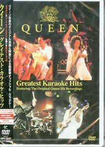 QUEEN-GREATEST-KARAOKE-HITS-JAPAN-DVD-BONUS-TRACK-L00
