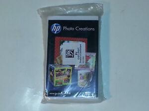 Details about HP Photo Creations Premium Plus Photo Paper 4 x 6''  Q1977-60027 100 Sheets New
