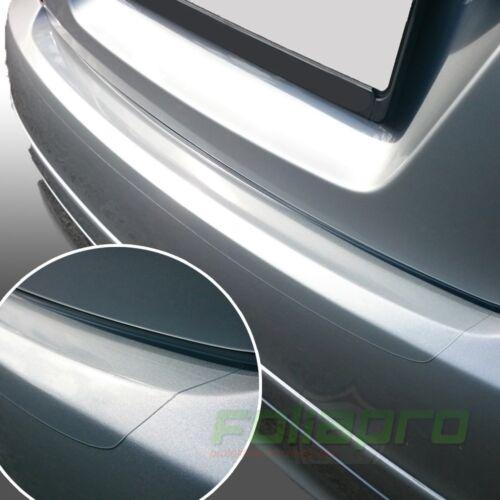 sean transparentes Protector de parachoques charol lámina de protección para Skoda Fabia 2 tipo 5j combi