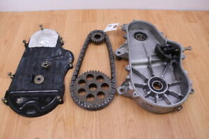 2008-POLARIS-RMK-700-DRAGON-Chain-Case-With-Cover-amp-Sprockets