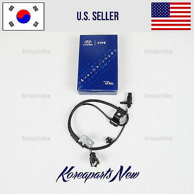 New ABS Wheel Speed Sensor Front Right 956712S300 for Hyundai Tucson