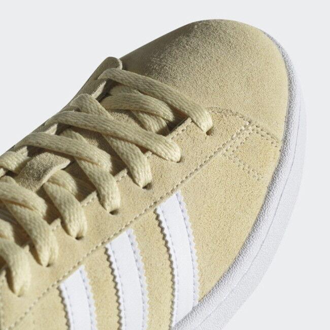 New Adidas Original donna donna donna CAMPUS giallo   bianca   bianca DB0546 US W 5 - 8 TAKSE 1eca69