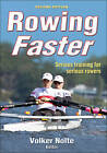 Rowing Faster by Human Kinetics Publishers (Paperback, 2011)