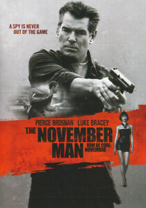 The-November-Man-Bilingual-Canadian-Release-New-DVD