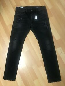 NWD-MADE-ITALY-da-uomo-Diesel-thommer-Stretch-Denim-0860H-NERO-SLIM-W31-L30-H6