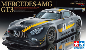Mercedes-amg Gt3 1/24 Kit de montage 24345 Tamiya