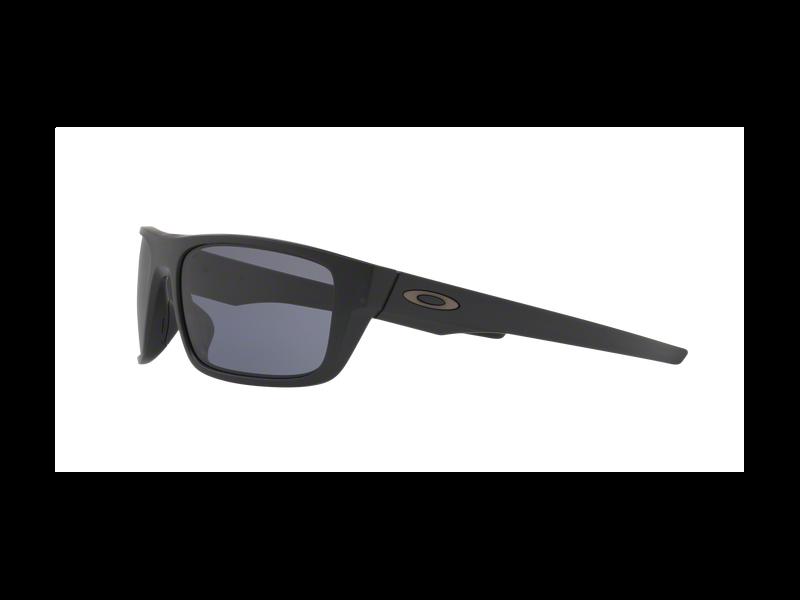 846472ec56 Sunglasses Oakley Drop Point 9367-01 Matte Black Grey
