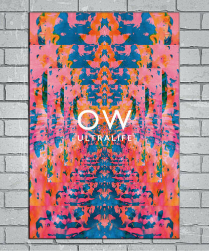 E108 Art Oh Wonder Ultralife Music 18 24x36inch Poster New Gift